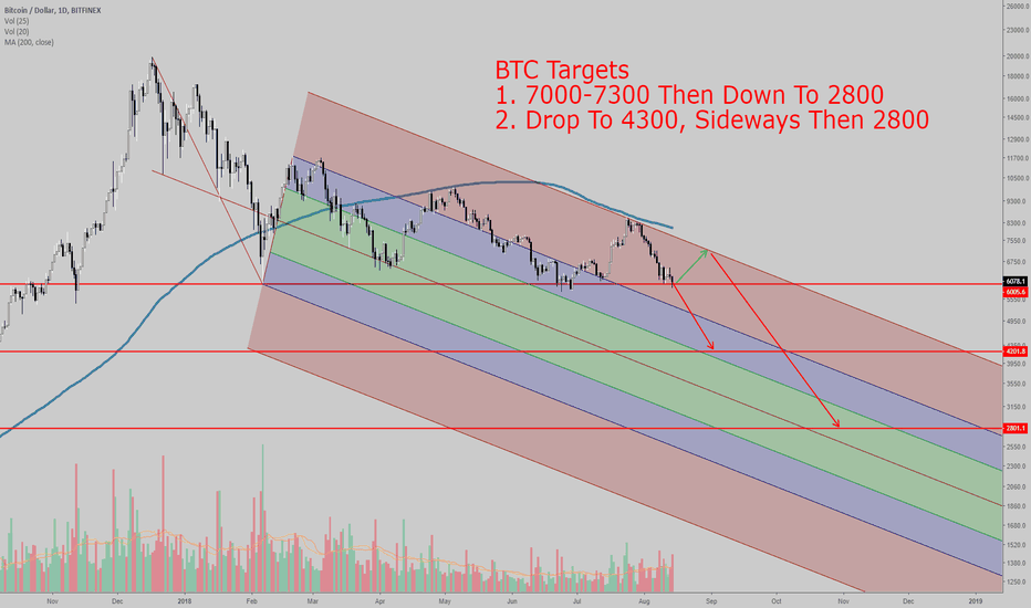 BTCUSD: Here is my complete analysis. Take from the history of btc 2014.
