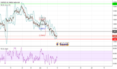 EURNZD: EURNZD returning long into daily trend