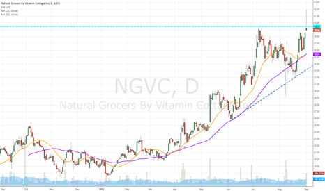 NGVC: Bullish on NGVC