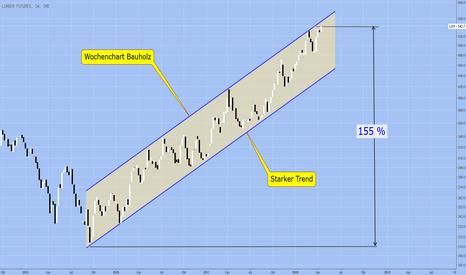 LS1!: Lumber – Bauholz mit starkem Trend