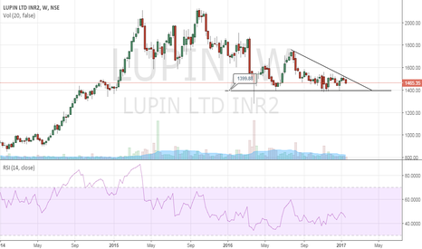LUPIN: Lupin - Nearing long term support