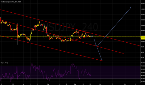 USDJPY: One more down
