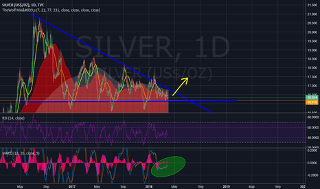 SILVER: Why Silver Will Outperform Gold 400%