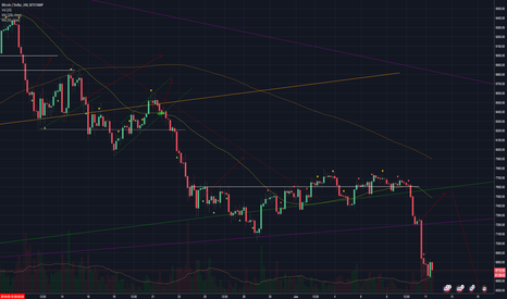 BTCUSD: BTC:USD 4 hour chart DAILY UPDATE (day 106)
