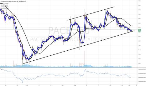 PACB: $PACB hourly chart