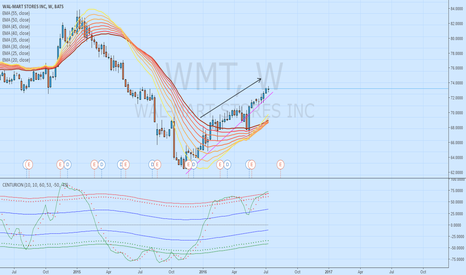 WMT: Long position on Walmart