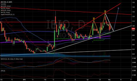 IBIO: $IBIO short term trend reversal