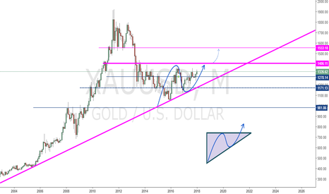 "XAUUSD: Gold look ""in rise"