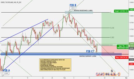 EURUSD: END OF EUR USD BEARS?