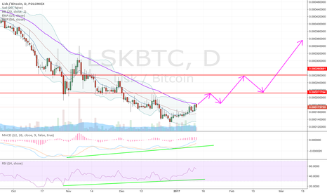 LSKBTC: Long term bullish trade on LSK