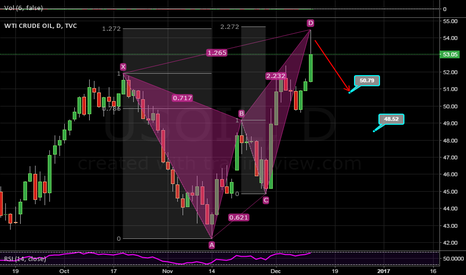 USOIL: Another butterfly