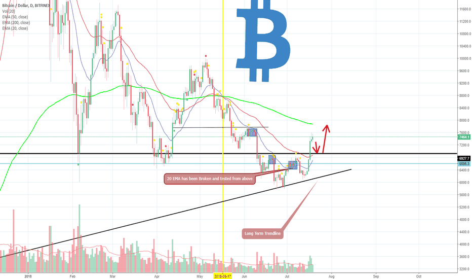 BTCUSD: BTC We picked the RALLY, now let  us show you how to PROFIT from