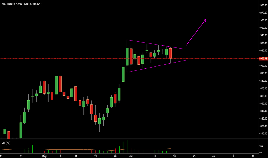 M_M: M&M Made a Pennant pattern