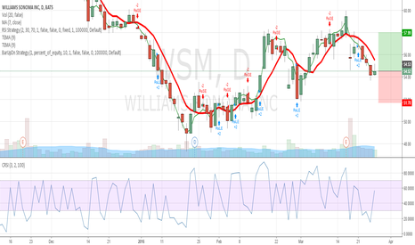 WSM: Long on WSM