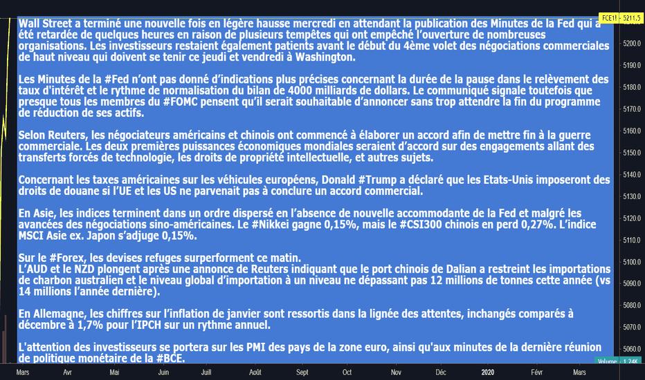 FCE1!: Briefing actualité du 21.02.19