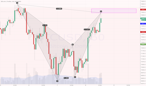 BTCUSD: $BTC/ $USD: She wants to get down!