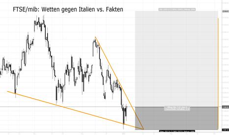 """FTSEMIB: FTSE/mib: """"Rise of Populism Trades"""" gegen Italien vs. Fakten"""