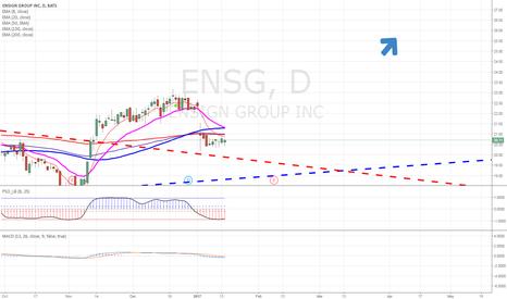ENSG: I believe ENSG is a BUY
