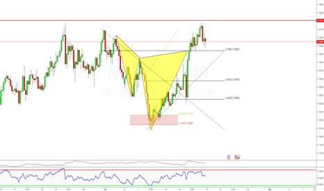 NZDUSD: Market order, Risk Reward is in our favour