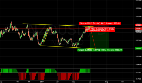 NZDUSD: looks nice short to me...