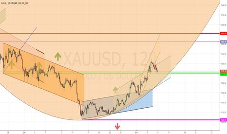 XAUUSD: Gold/USD_01'2017