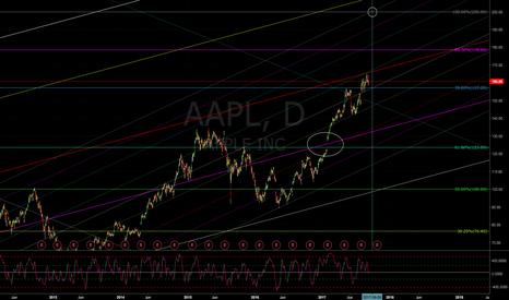 AAPL: Keep apple long