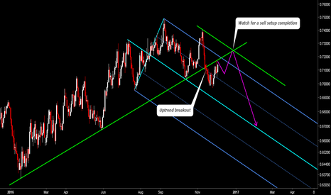 NZDUSD: NZDUSD Long Term Analysis With a Huge Upcoming Sell Off