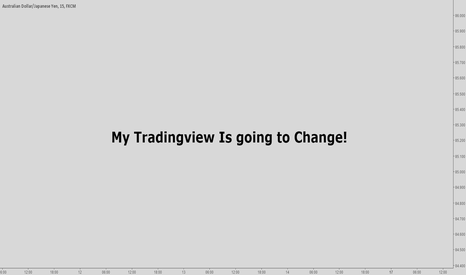 AUDJPY: My tradingview is undergoing a change! (description)