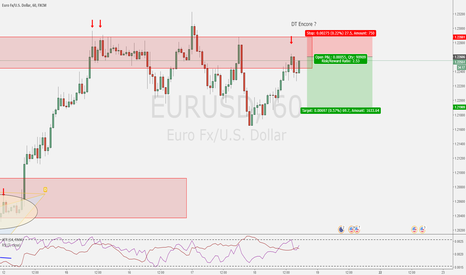 EURUSD: Another DT ?