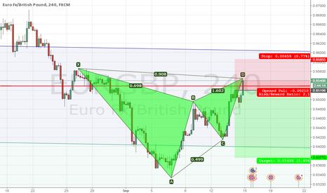 EURGBP: EURGBP Trading Idea