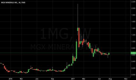 1MG: MGX Minerals Inc