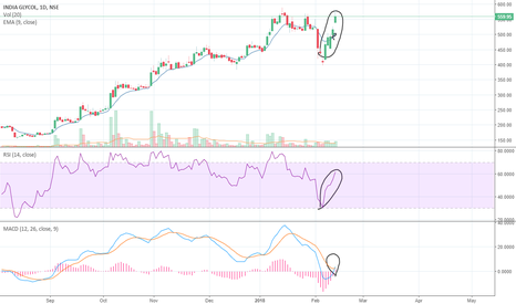INDIAGLYCO: India Glycol Positional Buy