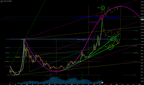 BTCUSD: The largest fib extension in BTC history has been hit, now what?