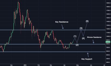 BTCUSD: BTCUSD - Bull Market?