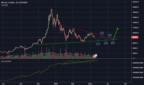 BTCUSD: Bitcoin: Médio/longo prazo