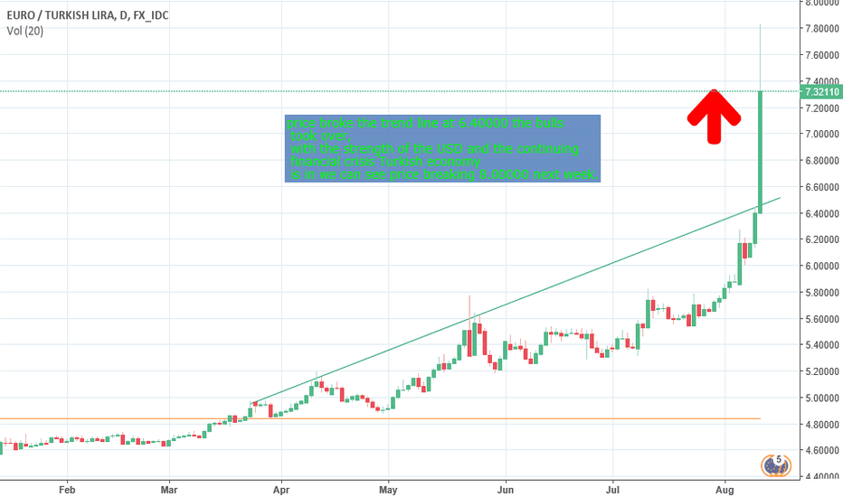 EURTRY: Fall of Turkish economy