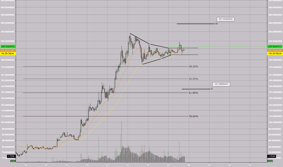BABUSD: BCH (ABC) continuation pattern