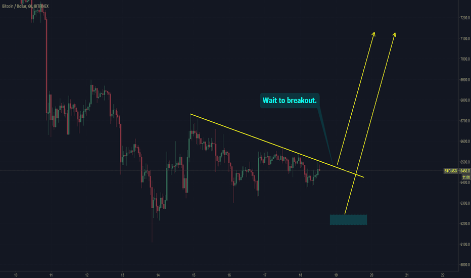 BTCUSD:  BTCUSD / H1 / WE STILL HAVE SOME HOPES FOR THE BULL