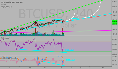 BTCUSD: Bitcoin 4h chart...is this all just a ramp?