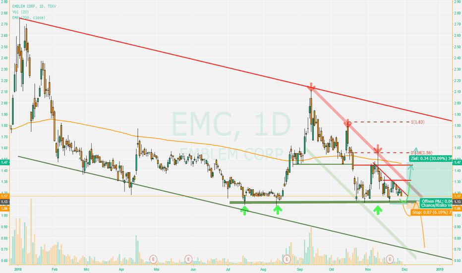EMC: Emblem an Entscheidungsmarke
