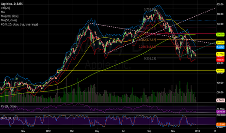 AAPL: Headwinds 2013