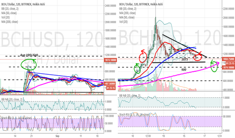 BCHUSD: BCHUSD in a good position to rally here