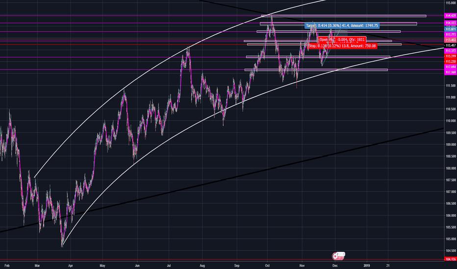 USDJPY: USD/JPY will hit 115.000 soon