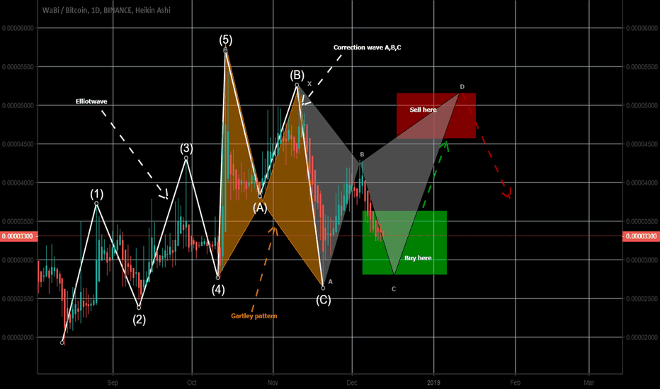 WABIBTC: WABIBTC Elliot wave finished, but market is still not tired