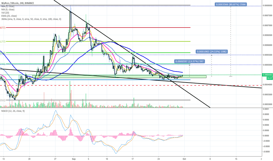WTCBTC: WTC TO OVER 5000 SATS!?
