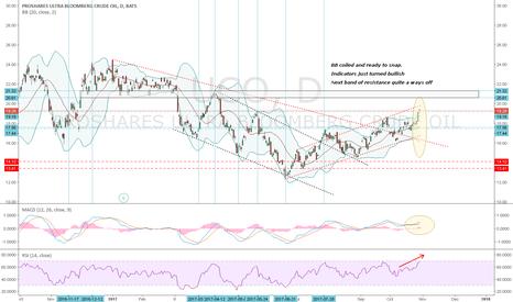 UCO: UCO/USOil: Strong Uptrend. Indicators just turned bullish