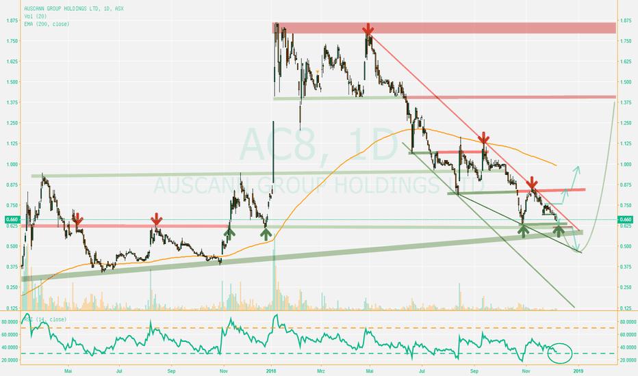 AC8: AusCann nahe Handlungsmarke!