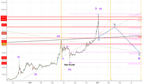 BTCUSD: BTC possible future path?
