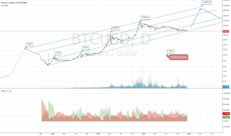 BTCUSD: Will one bitcoin break 5 digets in 2015? Who has a crystal ball?