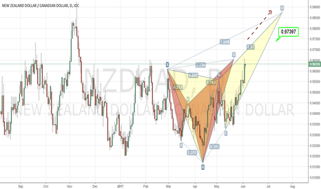 NZDCAD: it's just idea not signlas